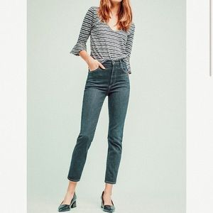 Anthropologie Citizens Of Humanity Rocket Crop